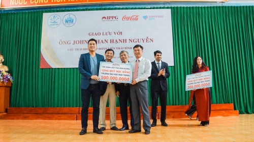 IPPG nỗ lực chung tay cùng Nha Trang phát triển sự án Happiness city