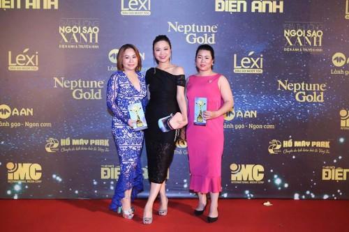 Giảng viên Trần Ngọc Mỹ đưa chuyên gia trang điểm quốc tế tham dự sự kiện giải trí