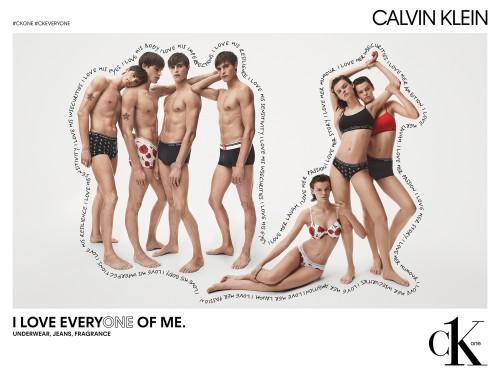 Calvin Klein gây ấn tượng mạnh mẽ, phá vỡ mọi giới hạn trong chiến dịch toàn cầu – CK ONE