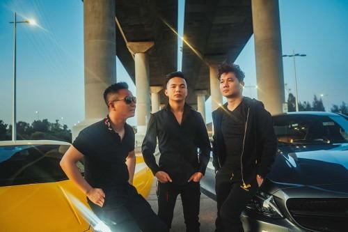 Lâm Vũ tung bộ ảnh cực chất cùng Lata For Men bên siêu xe