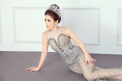Hoa hậu Oanh Lê- Mrs International World2019: Vẻ đẹp tài tâm  đầy cuốn hút