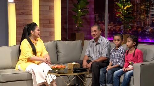 NSND Hồng Vân rơi nước mắt vì ngưỡng mộ người cha của hơn 100 đứa trẻ
