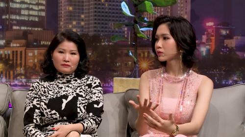 Lần đầu xuất hiện cùng mẹ trên truyền hình, hoa hậu chuyển giới Đỗ Nhật Hà trải lòng về con đường tìm lại giới tính