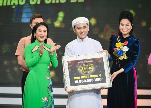 Hotboy Henry Ngọc Thạch chiến thắng vòng thi chủ đề nhạc sĩ Vũ Đức Sao Biển