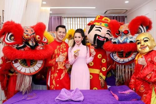 Doanh nhân, hoa hậu Vivian Trần vừa chính thức khai trương Trung tâm phức hợp chuyên về chăm sóc sắc đẹp và chỉnh hình nha khoa Thế Giới Thẩm Mỹ - The Story Vivian