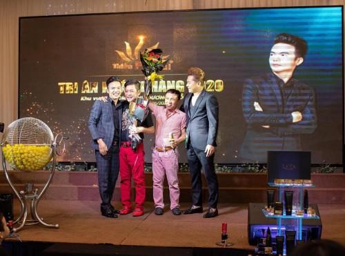 Mỹ phẩm Thiên Phú Tài tri ân khách hàng 2020 với ba đại tiệc lớn tại Sài Gòn, Vũng Tàu, Đà Lạt