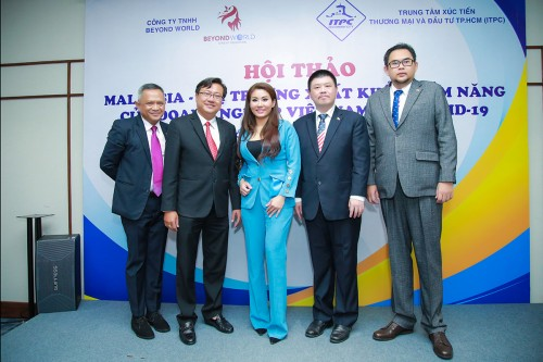 Hội thảo Malaysia – Thị trường xuất khẩu tiềm năng của Doanh nghiệp Việt Nam sau Covid -19