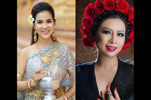 CEO Kristine Thảo Lâm chúc mừng sinh nhật Hoa hậu MyMy em gái của nữ diễn viên Kha Ly