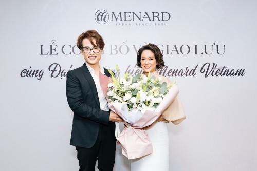 Menard vs Hà Anh Tuấn: Khát khao lan tỏa vẻ đẹp đích thực hướng cuộc sống vươn đến chân – thiện – mỹ