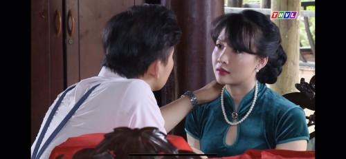Lucy Như Thảo chia sẻ bí quyết để thực hiện cảnh khóc xé ruột gan trong Dâu bể đường trần