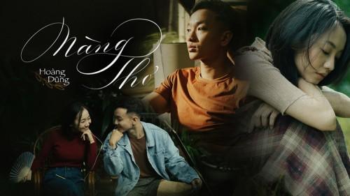 Á Quân The Voice Hoàng Dũng sánh đôi cùng tình địch của Hòa Minzy trong MV mới Nàng thơ