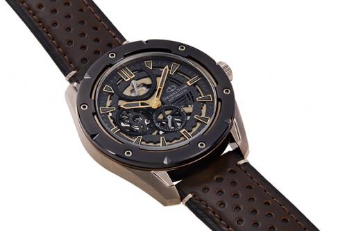 Thương hiệu ORIENT STAR ra mắt Avant-garde Skeleton – chiếc đồng hồ thông minh, tinh tế phong cách đô thị