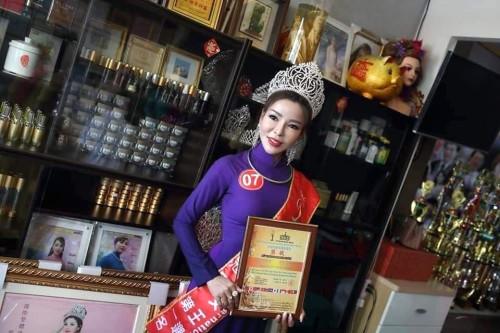 Nữ hoàng Doanh nhân tài sắc Nguyễn Duy Đình: tài năng và được ngưỡng mộ với vẻ đẹp nóng bỏng
