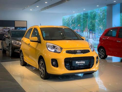 Điểm danh 5 mẫu xe ô tô giá phù hợp thị trường lao động Việt Nam