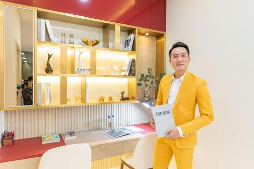 Trải nghiệm xu hướng sống xanh lý tưởng cùng ca sĩ Nguyễn Phi Hùng tại nhà mẫu LDG SKY