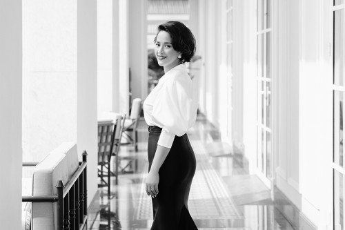"""Doanh nhân Lê Thanh Hương ngay trong đại dịch, sự lạc quan chính là """"tinh thần thép"""" để quyết định tỉnh táo và thông suốt"""