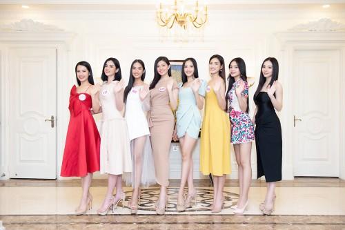 Top 35 Hoa hậu Việt Nam hội tụ, Thành phố Vũng Tàu chuẩn bị bùng nổ với các phần thi nóng bỏng