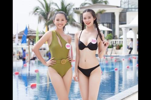 Xuất hiện kình ngư sở hữu 10 huy chương bơi lội tại Hoa hậu Việt Nam 2020
