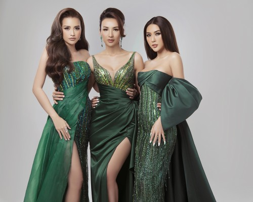 09 hoa hậu, á hậu lộng lẫy trong bộ ảnh beauty queen quảng bá Đi Việt Nam Đi – Vietnam Why Not