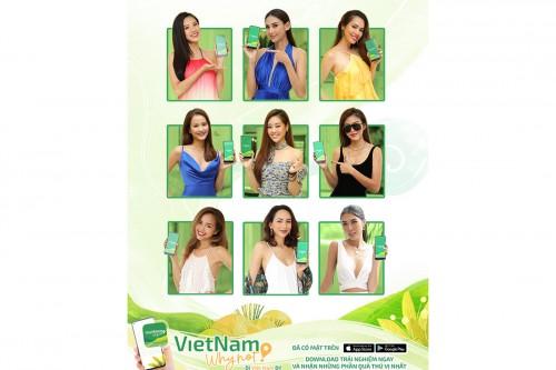App Vietnam Why Not có gì hấp dẫn mà khiến các nàng Hậu đứng ngồi không yên?