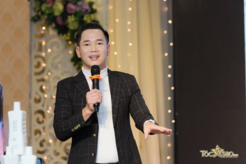 Vua tóc Nguyễn Duy cùng nhãn hàng Cadac chinh phục VietNam Hair Award 2021
