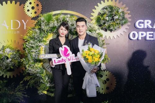 Doanh nhân Nguyễn Thảo Sương ra mắt Lady Premium chi nhánh thứ 5 tại Bình Dương
