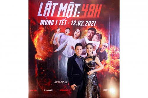 (Clip) Lý Hải tung trailer chính thức của Lật Mặt:48H trong show hành động đầu tiên tại Việt Nam