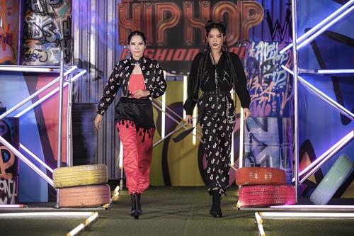 Nam Em, Nam Anh, Thúy Vân, Kim Duyên đọ sắc trên cùng sàn runway, khán giả cân não không biết ai hơn ai?