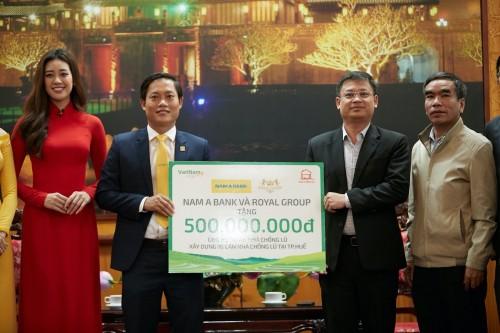 Nam A Bank – đồng hành cùng Vietnam Why Not vì cộng đồng