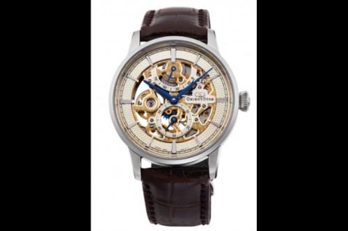 ORIENT STAR ra mắt dòng đồng hồ lộ cơ Skeleton độc đáo nhân kỷ niệm 70 năm thành lập thương hiệu