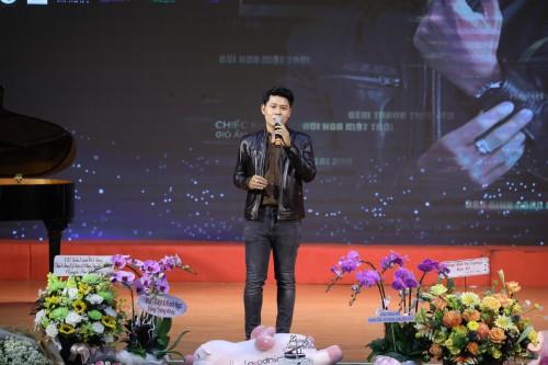 Nguyễn Văn Chung cam kết sẽ viết nhạc đến cuối đời nếu còn lửa nghề và đam mê