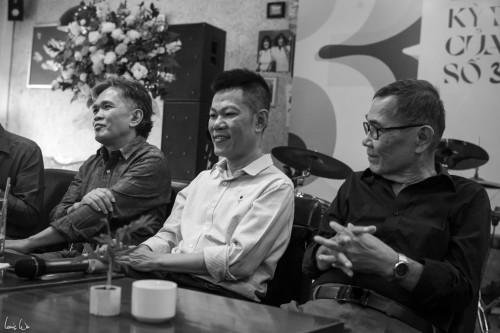Nhạc sĩ  Bảo Chấn, Quốc Bảo, Văn Tuấn Anh kết hợp trong 1 album