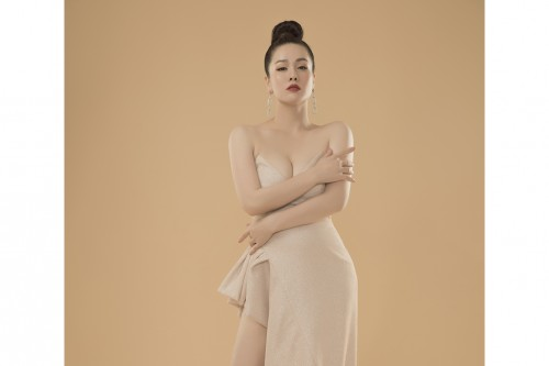 Diễn viên Nhật Kim Anh lột xác ngoạn mục trong bộ ảnh mới