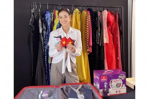 Tập 8 Road To Miss Universe: Nhìn lại toàn cảnh hành trình chuẩn bị Miss Universe của Hoa hậu Khánh Vân