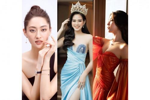 Đỗ Mỹ Linh, Lương Thuỳ Linh xuất hiện trong clip giới thiệu Miss World 2021, Đỗ Hà được fan gọi tên
