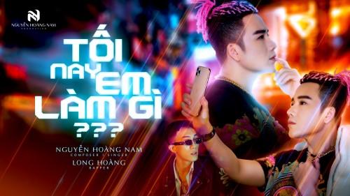 Clip : Nguyễn Hoàng Nam hé lộ hình ảnh badboy yêu màu hồng trong MV mới