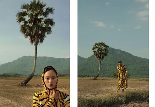 Hồ Thu Anh quảng bá vẻ đẹp An Giang