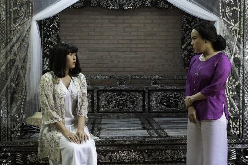 Vào vai mẹ chồng Việt Hương gặp phải con dâu đanh ác hơn cả trong phim Dương thế bao la sầu