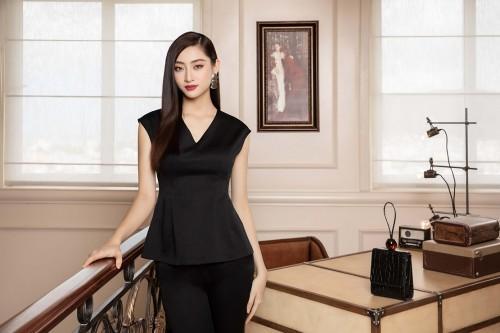 """Clip: Doanh nhân Hoa hậu Lương Thuỳ Linh """"lột xác"""" với hình tượng girl boss, công bố business mới toanh"""