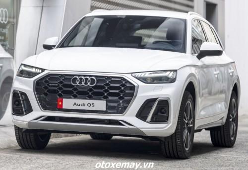 Audi Q5 2021 với công nghệ thực dụng trên đường Việt