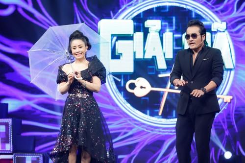 Nghệ sĩ Kiều Oanh bật mí chuyện tình cảm vợ chồng với nghệ sĩ Hoàng Nhất tại Giải Mã Tri Kỷ