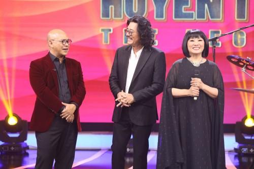 Clip Cẩm Vân, Khắc Triệu tái hiện những ca khúc bất hủ trên sân khấu Dấu Ấn Huyền Thoại